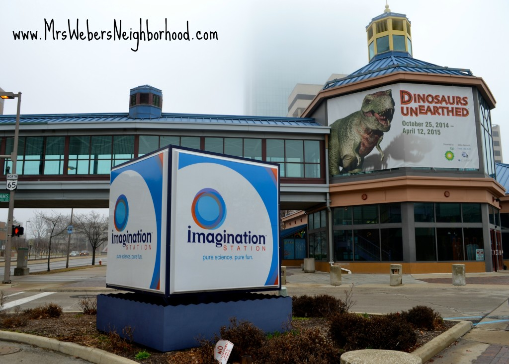 Imagination Station Toledo, Ohio