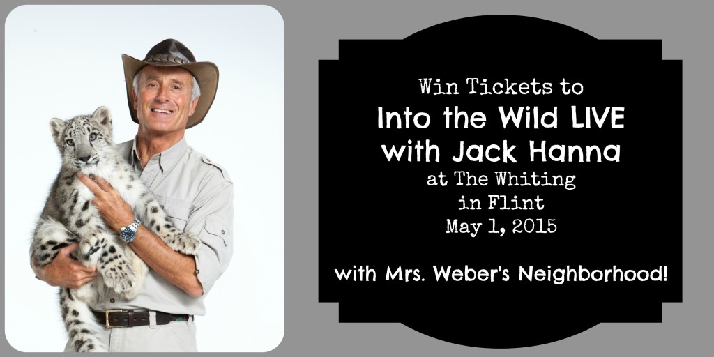 Into the Wild LIVE with Jack Hanna at The Whiting