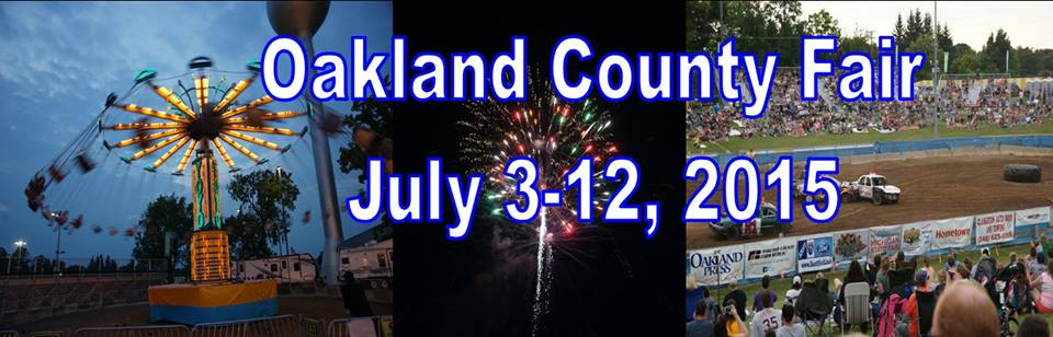 Oakland County Fair 2015