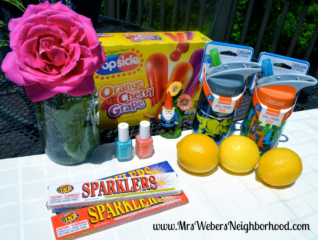 Summer Essentials with Meijer