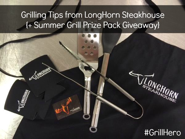 Grilling Tips from LongHorn Steakhouse