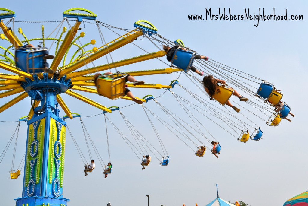 Oakland County Fair Rides