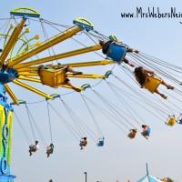 Oakland County Fair Rides