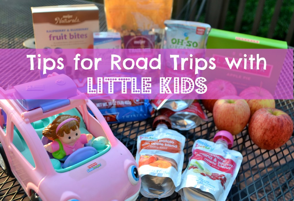 Tips for Road Trips with Little Kids