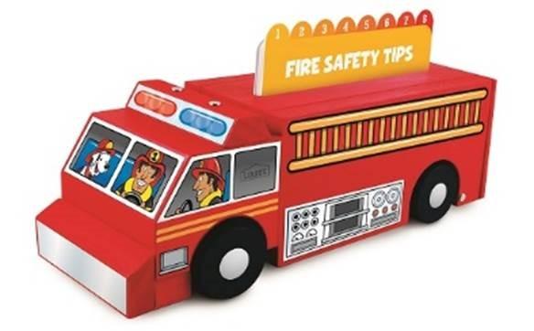 Lowe's - Fire Truck