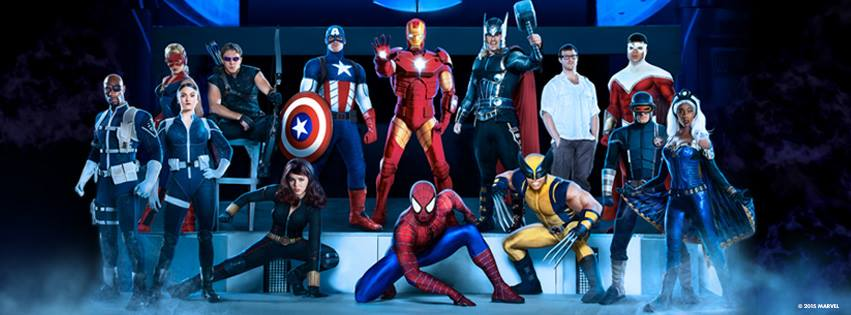 Marvel Universe Live at The Palace of Auburn Hills