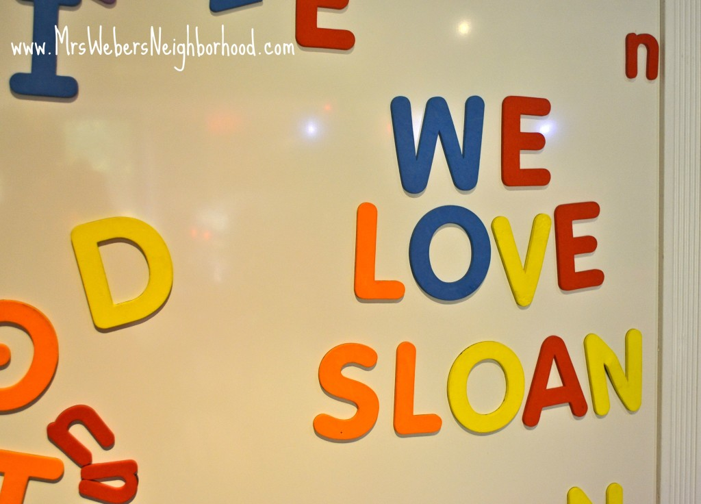 We Love Sloan Museum