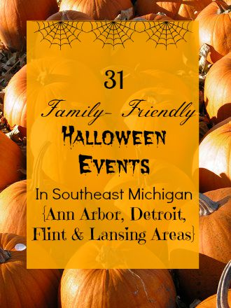 31 Halloween Events In Southeast Michigan