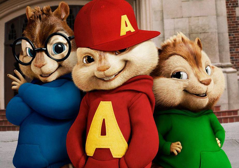 Alvin & The Chipmunks Live in Detroit