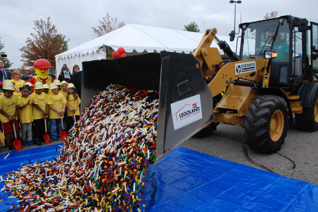 LEGOLand Michigan Ground Breaking