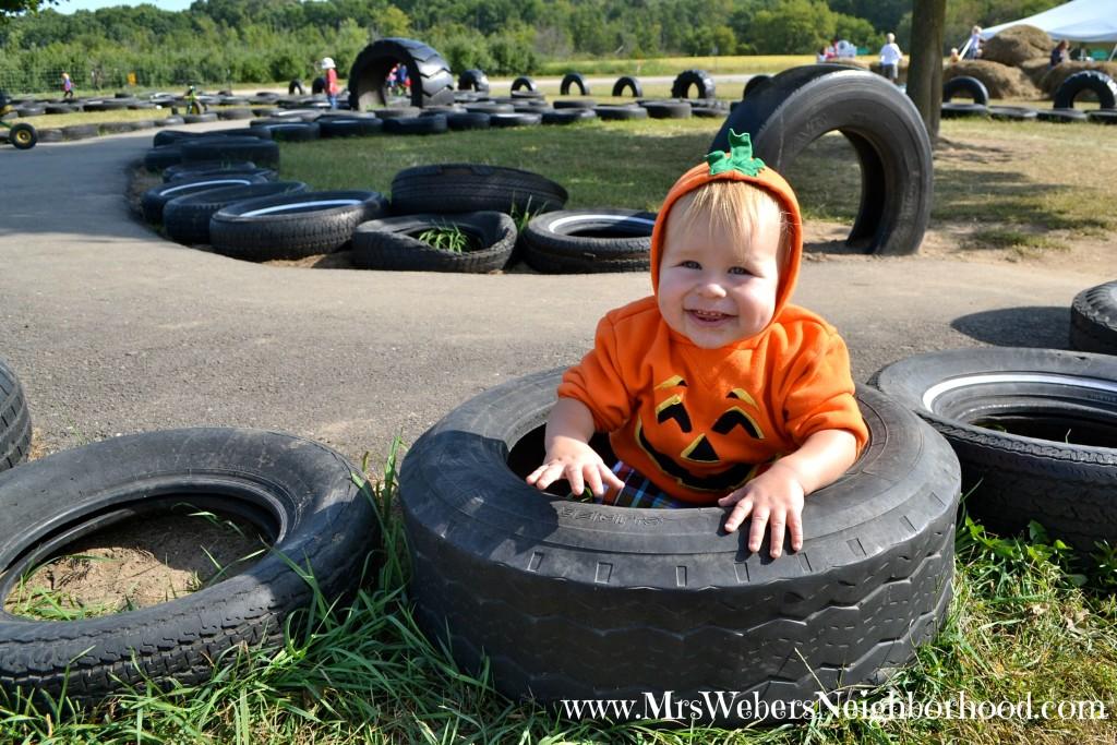 Pumpkin Miles