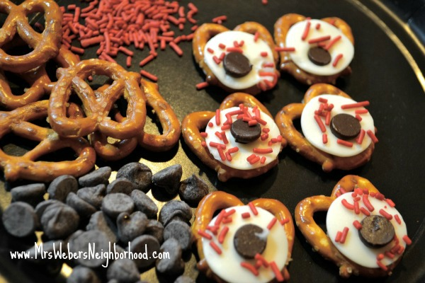 Pretzel Eye Bites