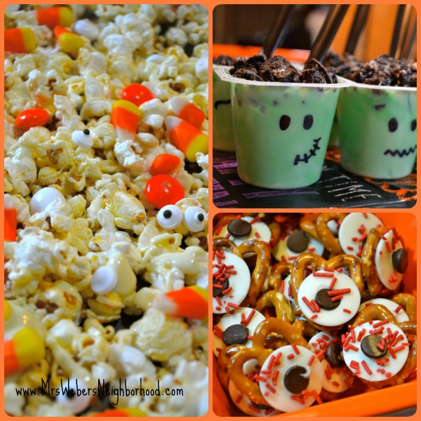 Simple Halloween Treat Ideas