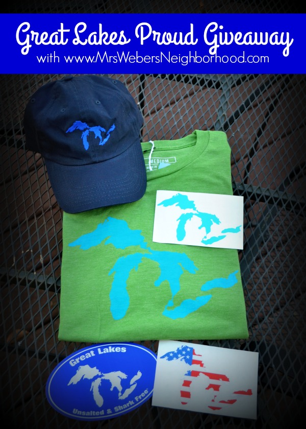Great Lakes Proud Giveaway
