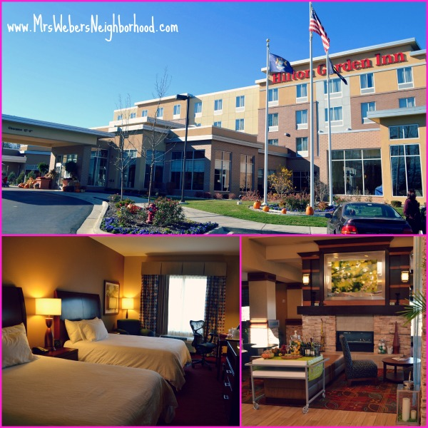 Hilton Garden Inn Ann Arbor Girl's Night Out