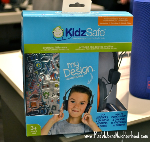 KidzSafe Headphones