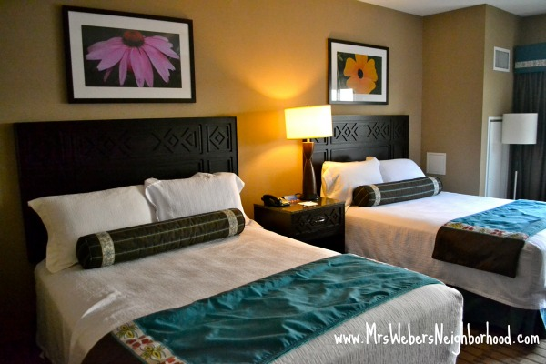 Soaring Eagle Waterpark and Hotel Room
