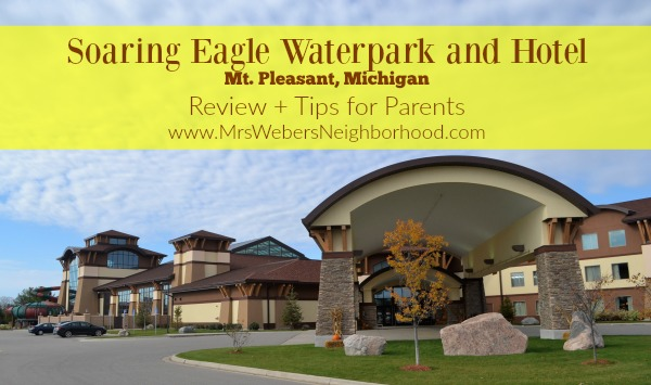 Soaring Eagle Waterpark and Hotel Review