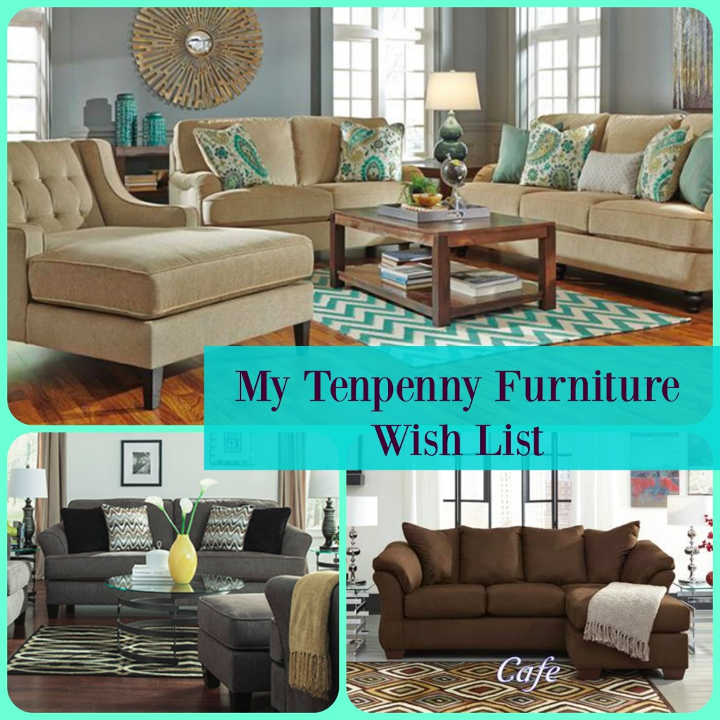 Tenpenny Furniture Wish List