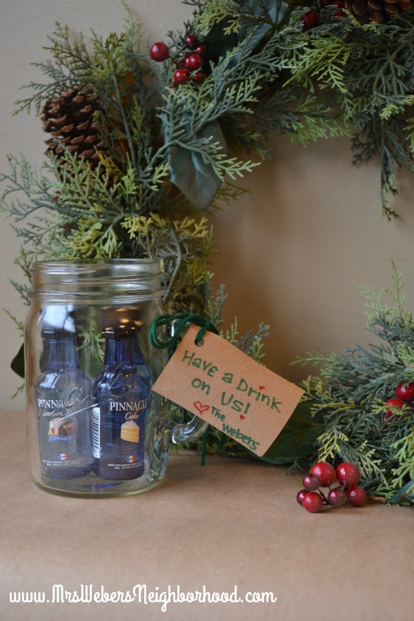 Bar in a Jar Gift