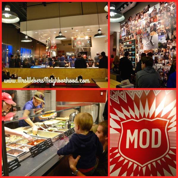 MOD Pizza Brighton