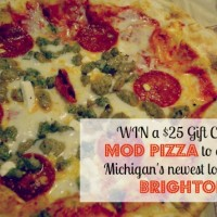 MOD Pizza Gift Card Giveaway