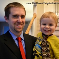 A Letter To My Son At 18 Months