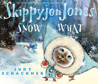 Skippyjon Jones Snow What at The Wharton