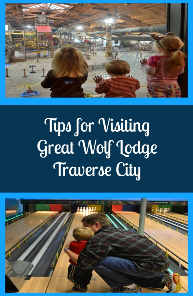 Tips for Visiting Great Wolf Lodge Traverse City