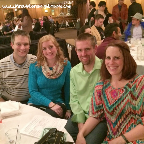 Detroit Murder Mystrey Dinner Review