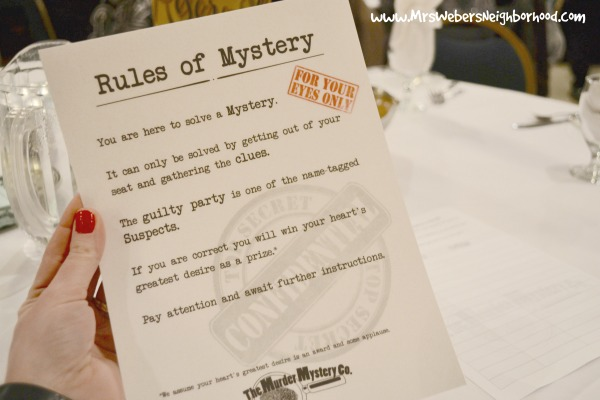 Detroit Murder Mystery Co.