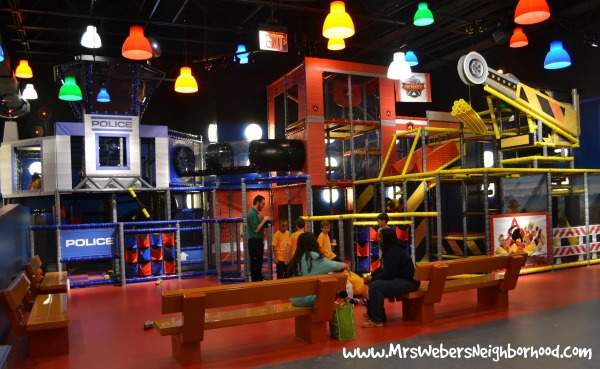 LEGO City Play Zone