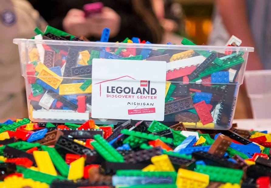 LEGOLAND® Discovery Center Michigan Grand Opening