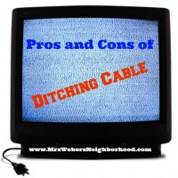 Pros and Cons of Ditching Cable
