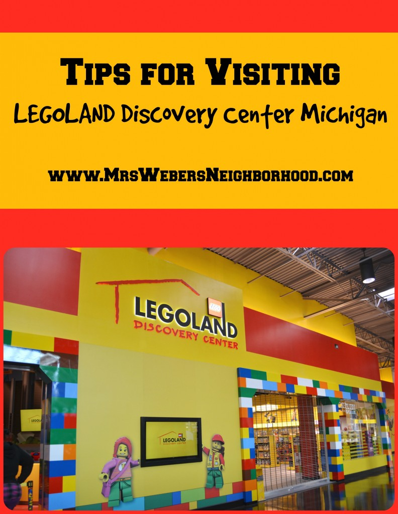 Tips for Visiting LEGOLAND Discovery Center Michigan