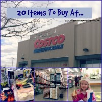 20 Items To Buy at Costco