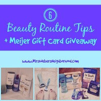 Beauty Routine Tips - Meijer Beauty