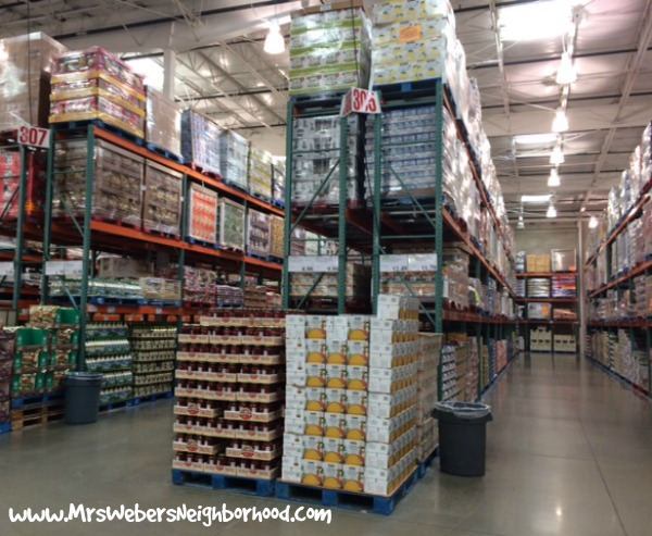 Items to buy at Costco