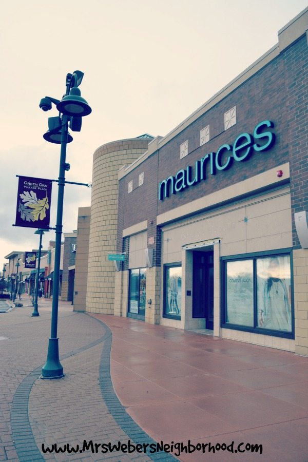 Maurices at Green Oak Village Place