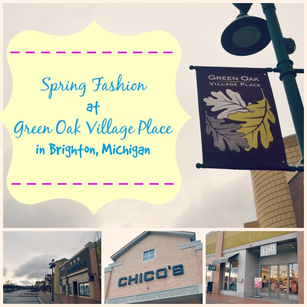 Spring Fashion at Green Oak Village Place