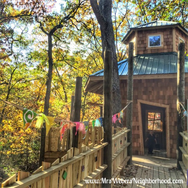 Howell Nature Center Tree House