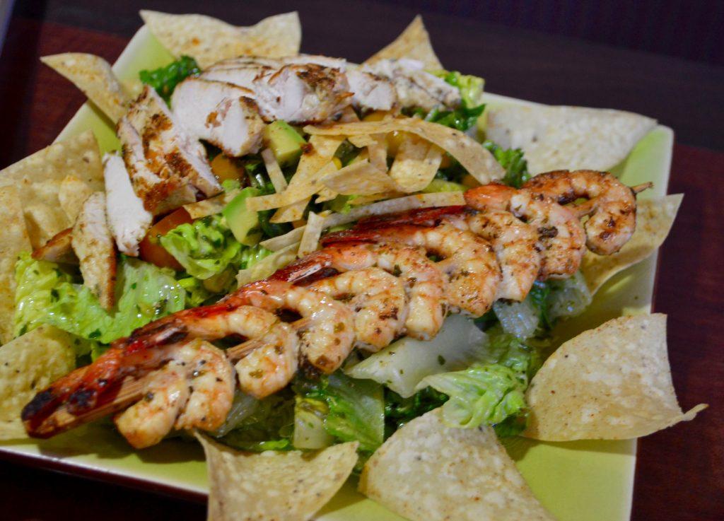 Crispy Southwest Taco Salad