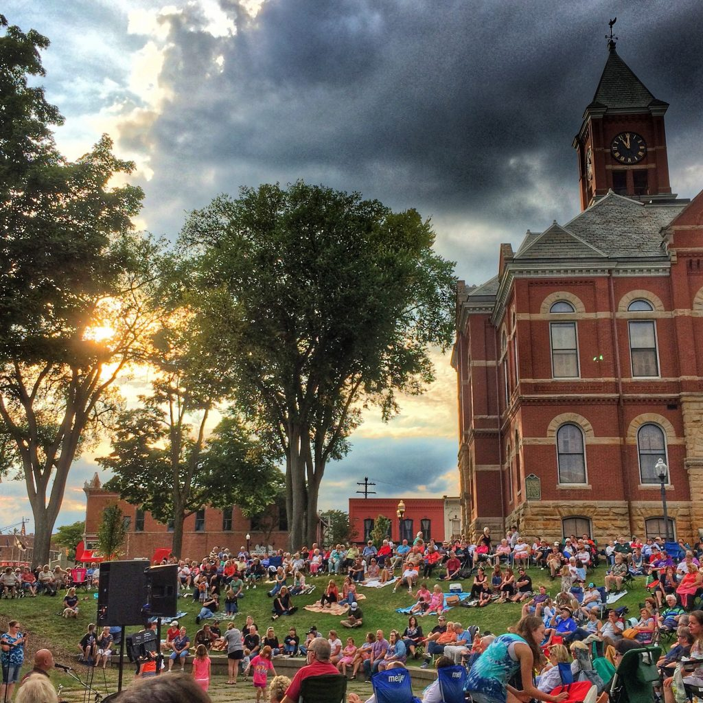 Howell Concerts at the Courthouse