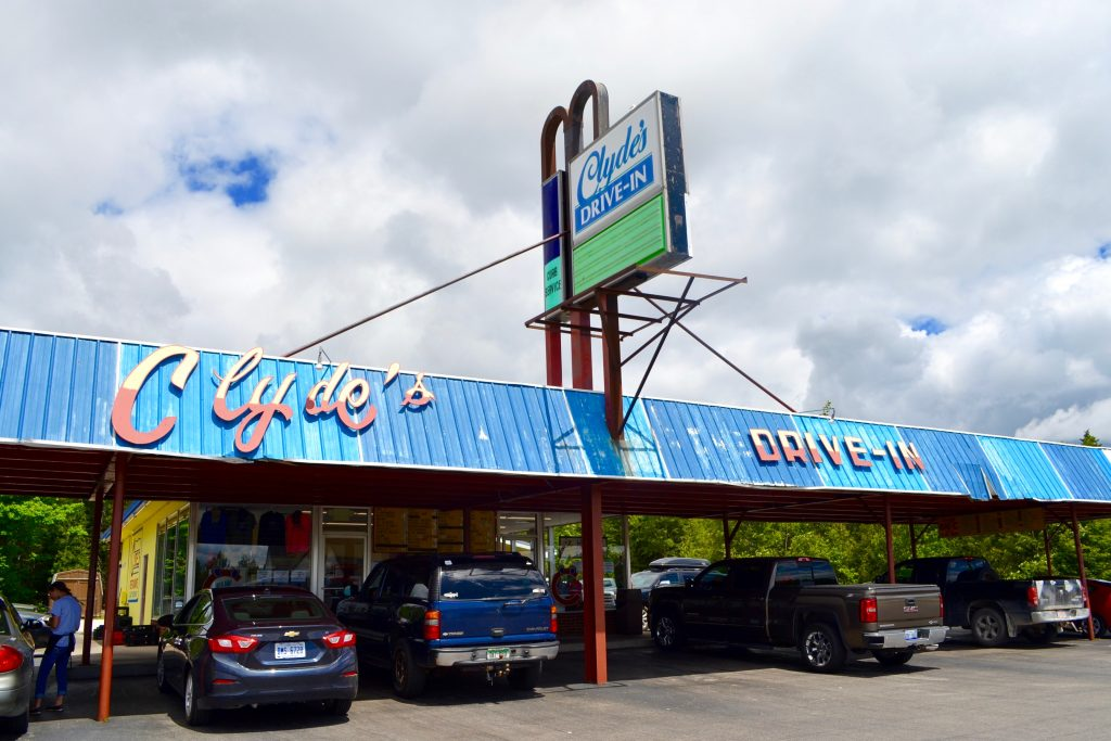 Clyde's Drive-In - St. Ignance