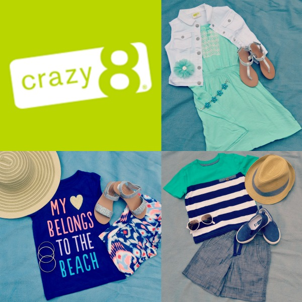 Crazy 8 Summer Clothes