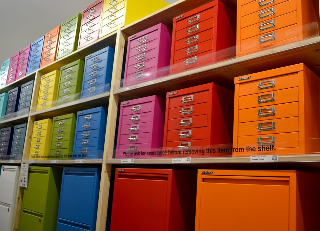 Storage at The Container Store