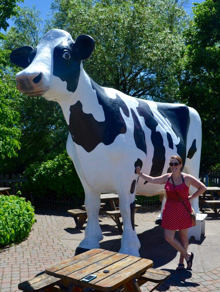Jilbert's Dairy Cow