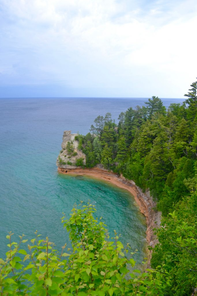 Miner's Castle - Pictured Rocks
