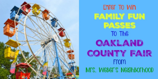 Oakland County Fair 2016