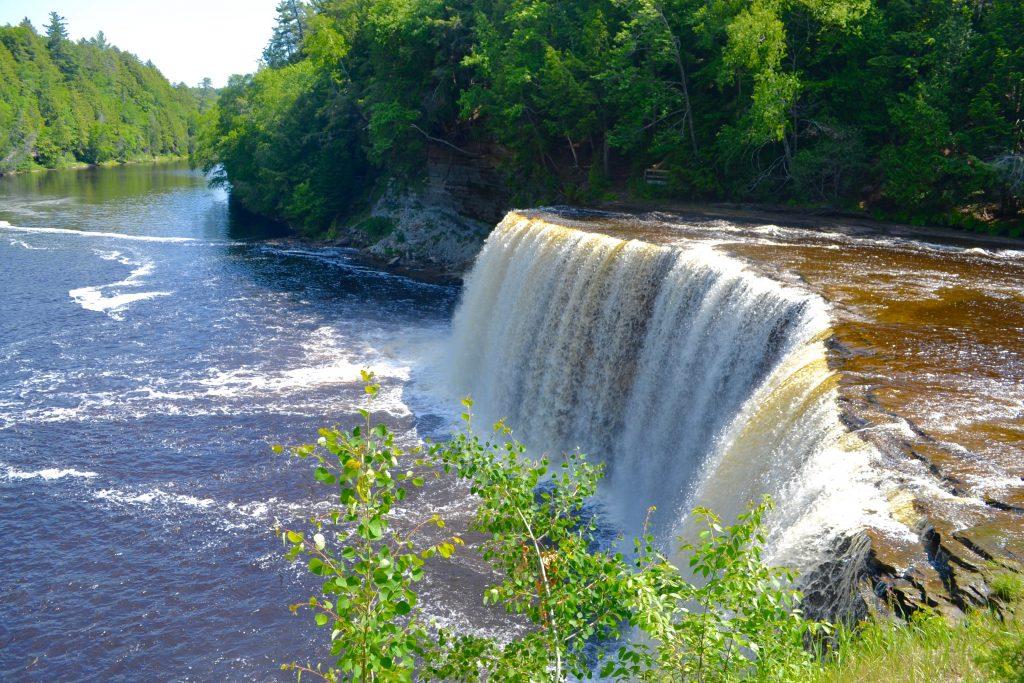 Tahquamenon - Upper Falls